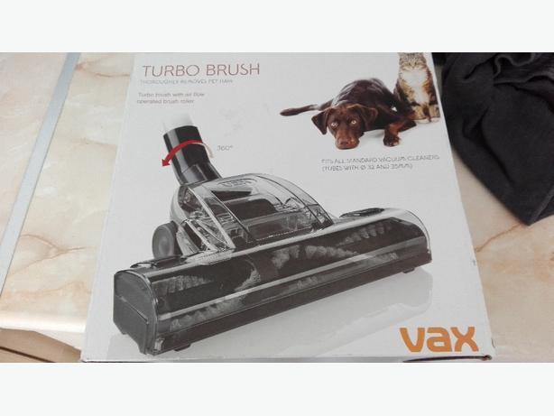 vax turbo brush