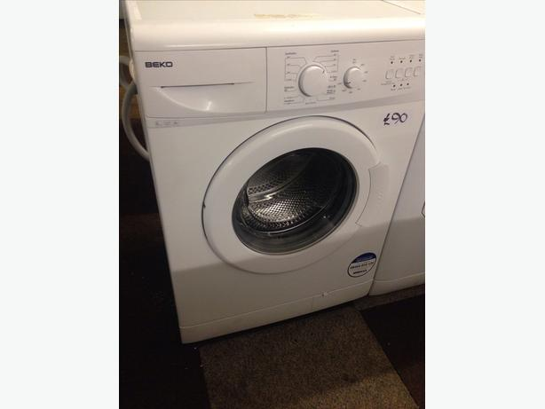 BEKO 6KG WASHING MACHINE019