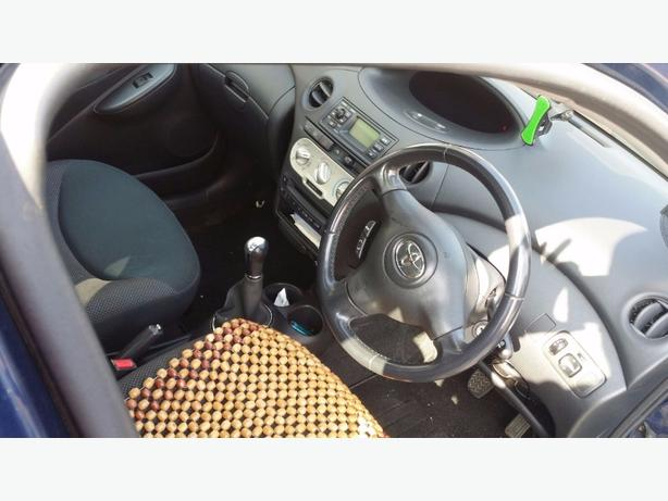 04 plate toyota yaris for sale