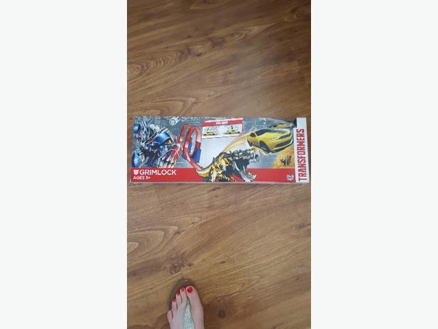 Transformers Grimlock Track Set