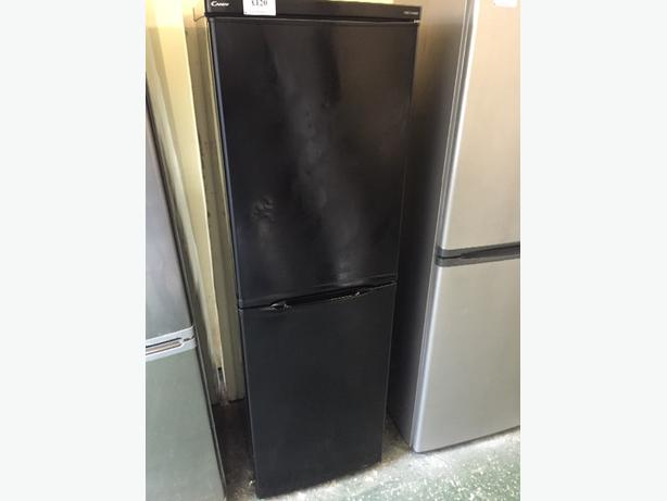 🍻 candy black fridgefreezer