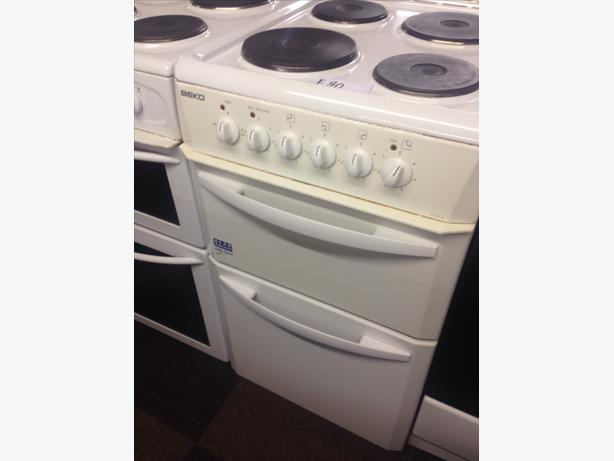 BEKO 50CM PLATED TOP ELECTRIC COOKER09