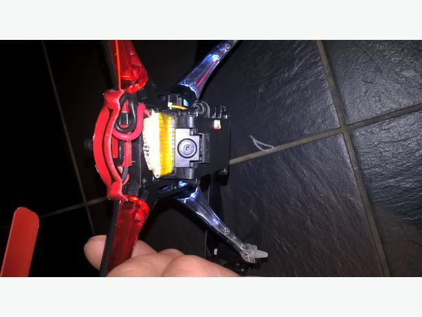 Fps rfh wifi hd camera drone