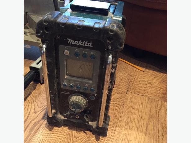 makita radio