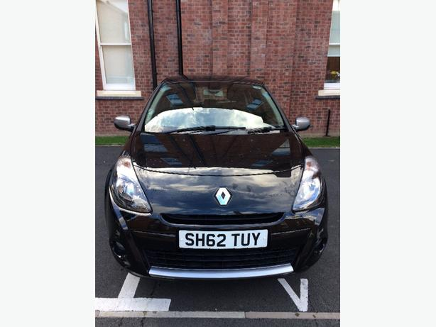 62 plate Renault Clio Dynamique Tom Tom 1.2 engine 16v