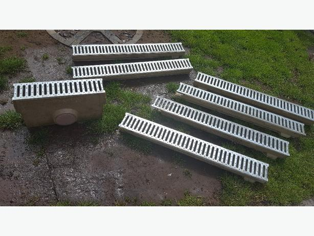 Aco drainage - driveways, patios etc.