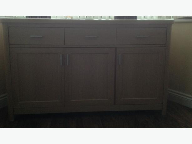 Toronto large sideboard and TV unit