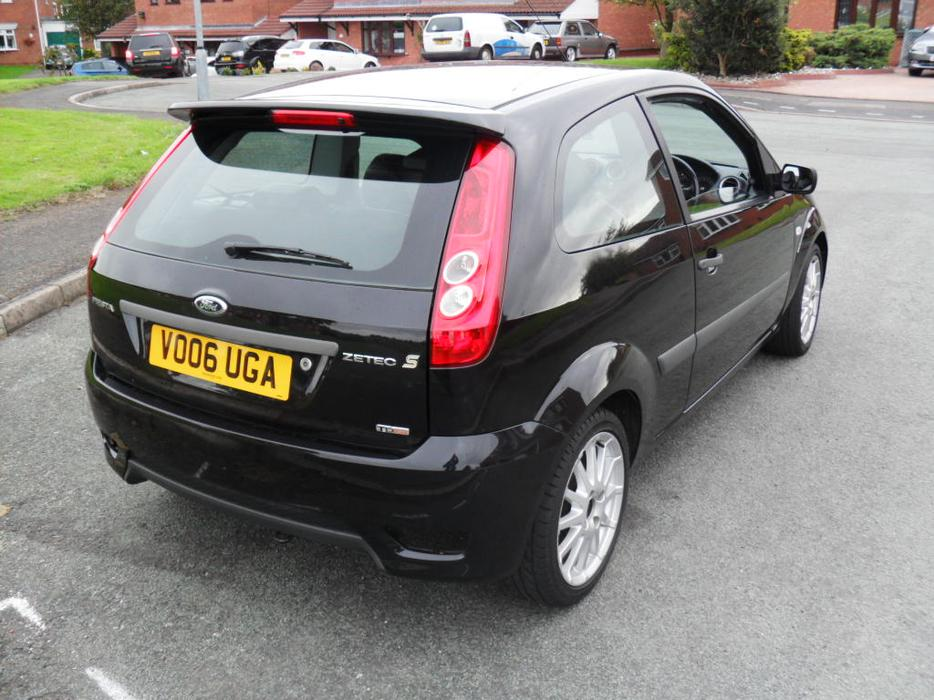 ford fiesta zetec s tdci 2006 wolverhampton dudley. Black Bedroom Furniture Sets. Home Design Ideas