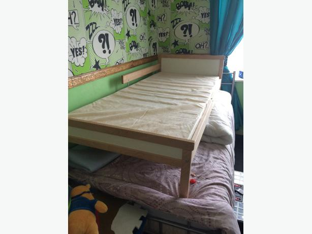Kids starter bed and mattress wolverhampton dudley for Starter bed