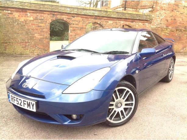 Celica Full Leather, New Mot Sunroof