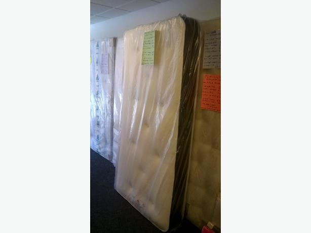 SINGLE MEMORY FOAM MATTRESS- direct wholesale prices