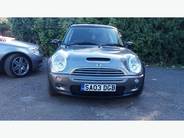 Mini Cooper S 03 plate, 1.6 170BHP standard, Petrol,  Mint Condition
