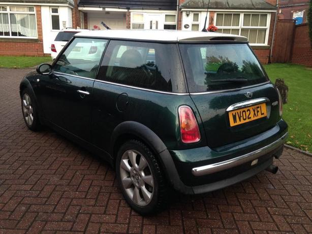 2002 Mini Cooper 1.6 HPI CLEAR *CHEAP* Not Astra Focus Fiesta TDI GTI HDI