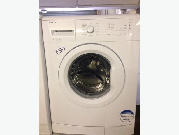 BEKO 6KG WASHING MACHINE010