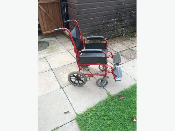 remploy adult wheelchair
