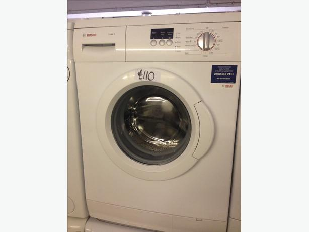 BOSCH 6KG WASHING MACHINE039