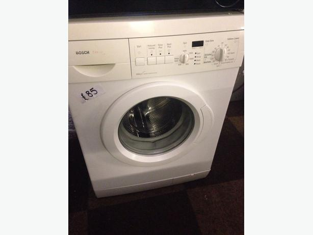 BOSCH 6KG WASHING MACHINE019
