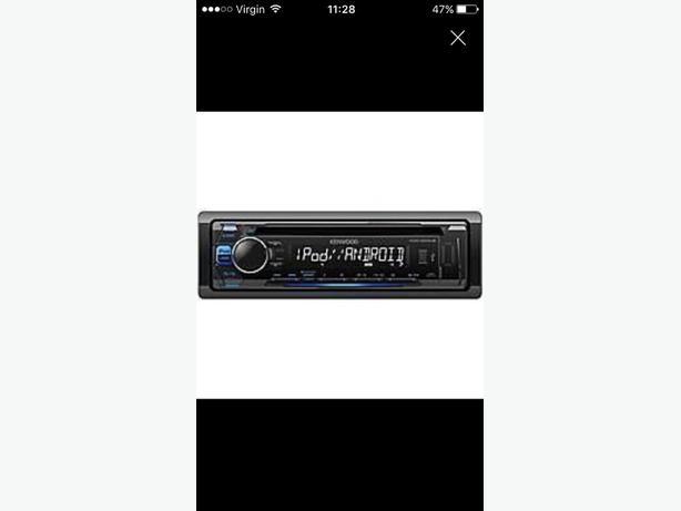 kenwood car stereo USB