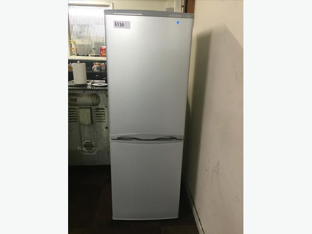 SALE PRICE SILVER GRADED FRIDGE FREEZER NOW ONLY £120