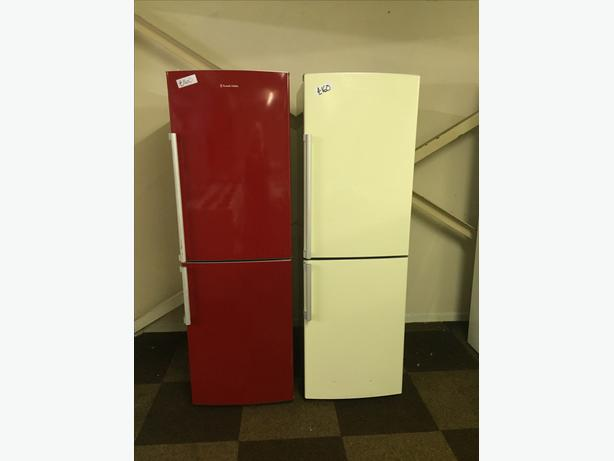 LOTS OF FRIDGE FREEZERS IN EXCELLENT CONDITION STARTING £120