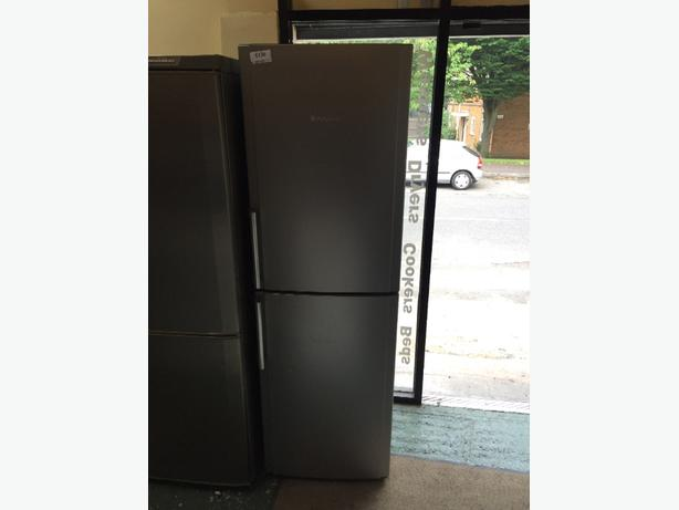 💎hotpoint clean fridgefreezer free delivery