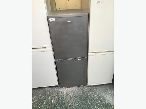 👍👍silver fridgefreezer free delivery