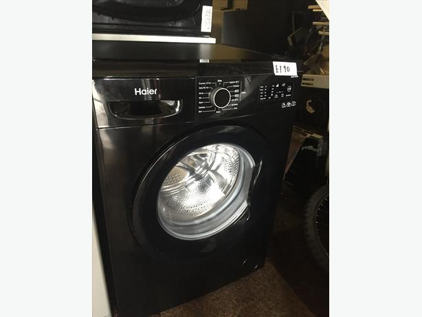 NEW GRADED BLACK GRADED WASHING MACHINE WITH GUARANTEE