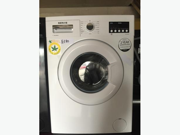 SALE PRICE :  SERVICE WASHING MACHINE GRADED WITH GUARANTEE