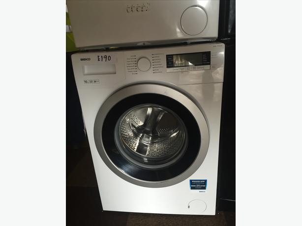 WOW 10 KG BEKO WASHING MACHINE IN EXCELLENT CONDITION WITH GUARANTEE