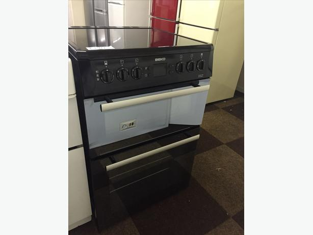 ALMOST NEW 60 CM BEKO ELECTRIC COOKER IN EXCELLENT CONDITION