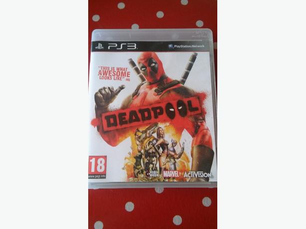 ps3 games .deadpool.lego.dc