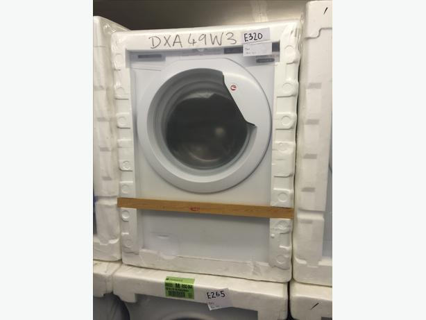 NEW PRICE ON HOOVER WATER BALANCE WASHING MACHINE WITH MANUFACTURER GUARANTEE