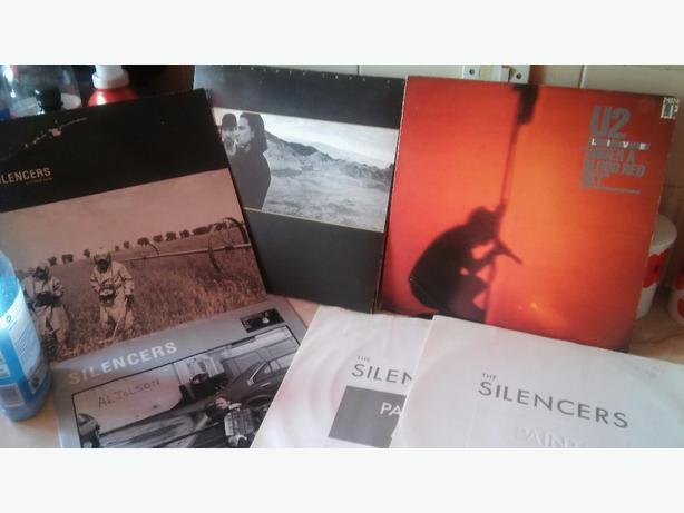 lps. U2 & SILENCERS