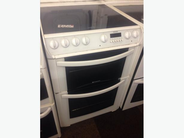 HOTPOINT 60CM ELECTRIC COOKER03
