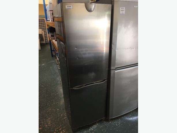 ☀️☀️indesit fridgefreezer at recyk
