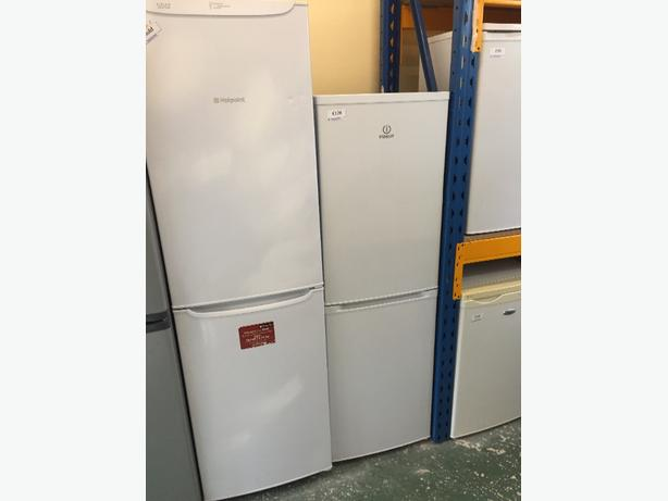 👍clean indesit fridgefreezer sameday delivery