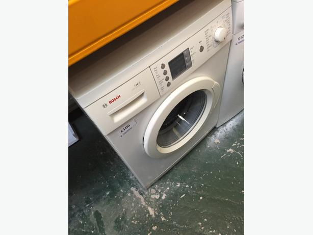 ☀️➕bosch 7kg washer free pipes and fitting
