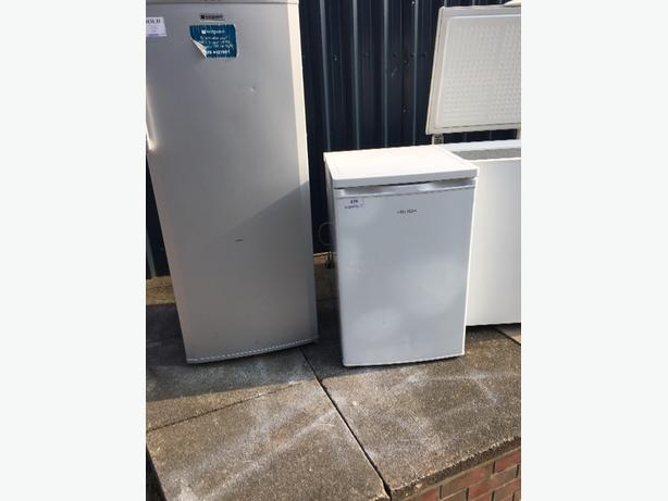 🏵bush freezer 60cm wide all. working
