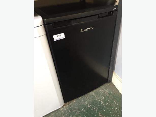 A➕ LEC freezer black free delivery
