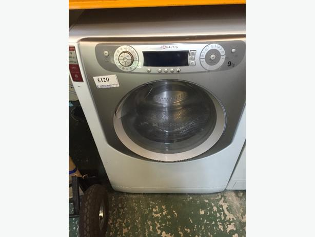 🍾🍾9kg hotpoint washer free delivey