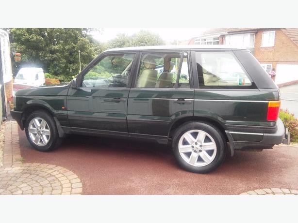Range Rover p38 4.6 V8