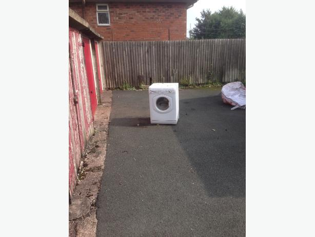 hotppint washing machine