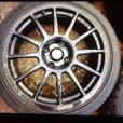 17inch black oz alloy wheels