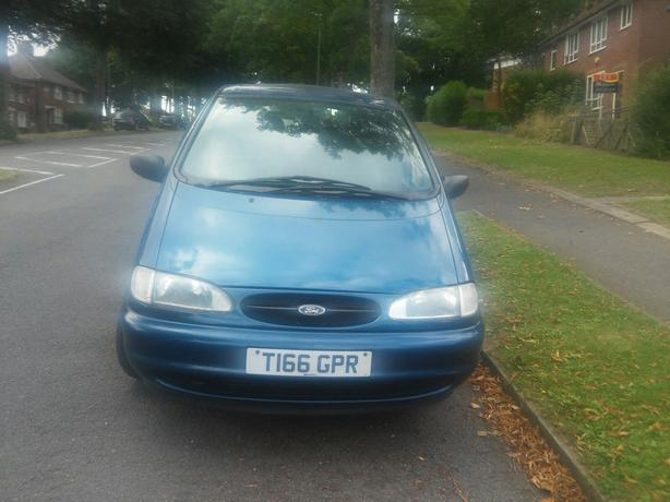 Ford Galaxy 2.3 manual petrol 1999