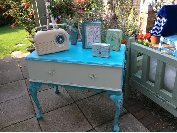 Shabby chic hall table/ sideboard