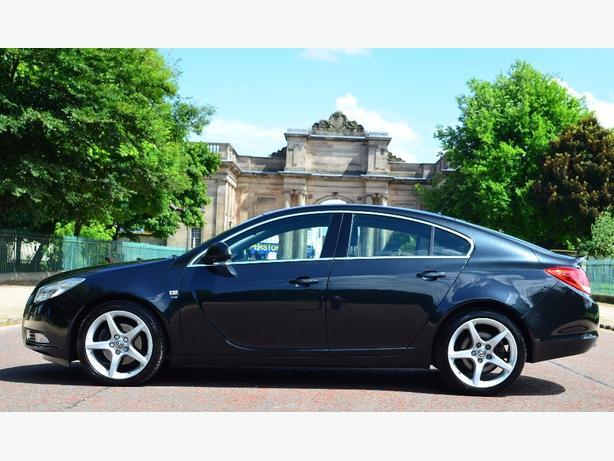 2012 Vauxhall Insignia 2.0L