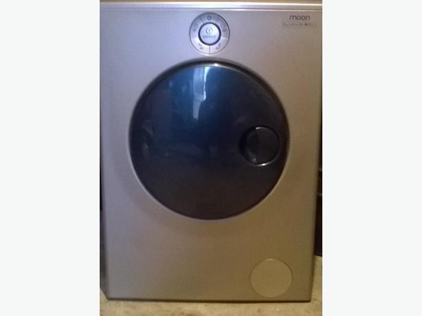 indesit 6kg silver washing machine
