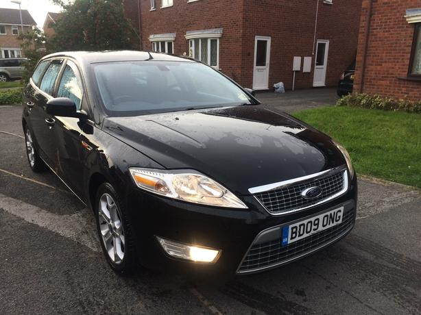 FORD MONDEO TDCI **TURBO DIESEL **2009 NEW SHAPE 1OWNER FROM NEW MINT**