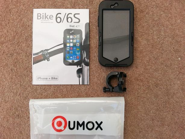 Mobile Phone Handlebar Mount