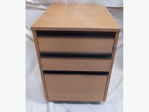 3 Draw Under desk Pedestal